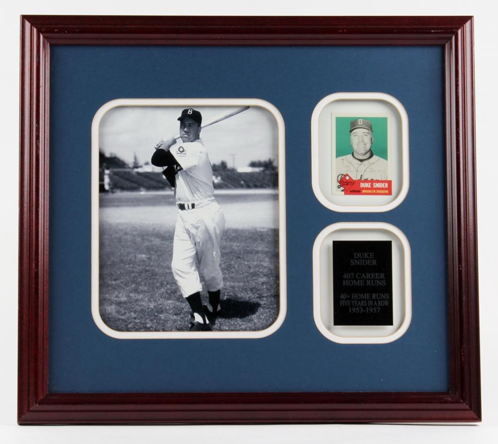 Amazoncom Baseball Card Frame