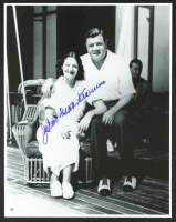 Julia Ruth Stevens Signed 11x14 Photo: Daughter of Babe Ruth (GA COA) at PristineAuction.com
