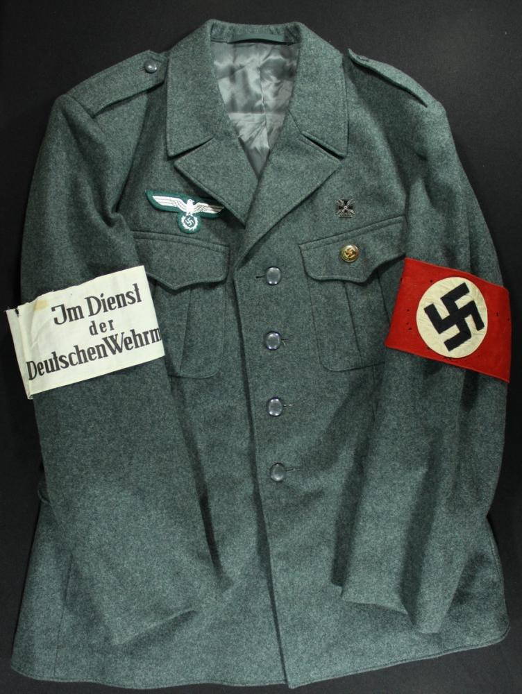 Nazi arm patch