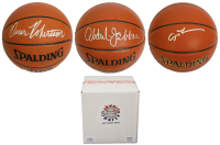 Schwartz Sports Basketball Superstar Signed Mystery Box Basketball - Series 5 (Limited to 50) (Pristine Exclusive Edition)