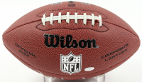 "Jack Youngblood Signed Wilson Football Inscribed ""HF '01"" (Schwartz COA) at PristineAuction.com"