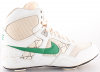 Reggie White Signed Player-Issued Nike Barracuda Football Cleat (JSA LOA) at PristineAuction.com
