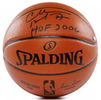 "Charles Barkley Signed NBA Game Ball Series Basketball Inscribed ""HOF 2006"" (Panini COA) at PristineAuction.com"