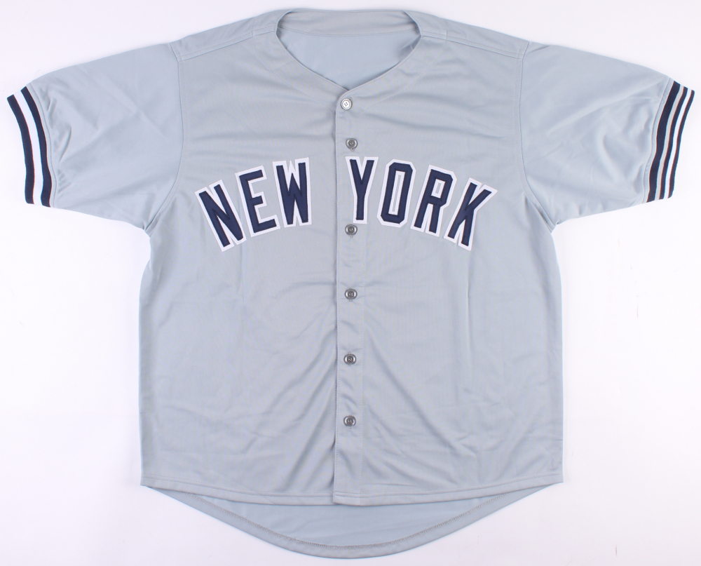 Darryl Strawberry Signed Yankees Jersey (Steiner COA) at PristineAuction.com 8518e00ebde