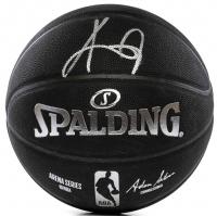 Kyrie Irving Signed NBA Arena Series Basketball (Panini COA) at PristineAuction.com