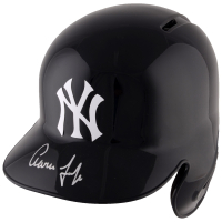 Aaron Judge Signed New York Yankees Full-Size Batting Helmet (Fanatics Hologram & MLB Hologram) at PristineAuction.com
