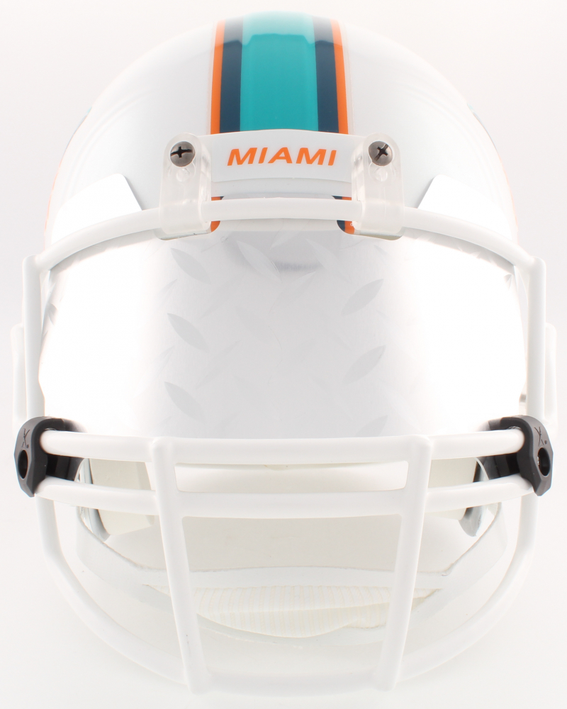 Frank Gore Signed Dolphins Full-Size Helmet With Visor (JSA COA) at  PristineAuction e85031bc1