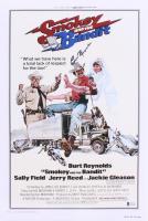 "Burt Reynolds Signed ""Smokey and the Bandit"" 12x18 Photo (Beckett COA)"