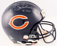 "Walter Payton Signed Bears Limited Edition Full-Size Authentic On-Field Helmet Inscribed ""Sweetness"" & ""16,726"" (CAI COA)"
