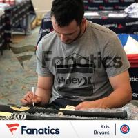 Kris Bryant Signed Chandler Model KB17 Maple Baseball Bat (Fanatics Hologram) at PristineAuction.com