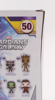 "Stan Lee Signed ""Drax"" #50 Guardians of the Galaxy Marvel Funko Pop Vinyl Figure (Radtke COA & Lee Hologram) at PristineAuction.com"
