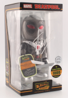 "Stan Lee Signed LE ""Deadpool"" Marvel Hikari Vinyl Action Figure (Radtke COA & Lee Hologram) at PristineAuction.com"