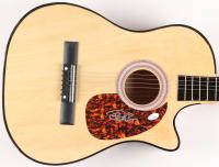 Tommy Chong Signed Full-Size Acoustic Guitar (JSA COA)