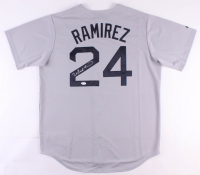Manny Ramirez Signed Red Sox Jersey (JSA COA) at PristineAuction.com