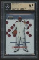 2002-03 Finest #178 LeBron James RC (BGS 9.5) at PristineAuction.com