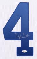 Dak Prescott Signed Cowboys 35x43 Custom Framed Jersey (JSA COA) at PristineAuction.com