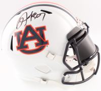 Bo Jackson Signed Auburn Tigers Full-Size Speed Helmet With Visor (Beckett COA) at PristineAuction.com