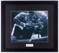 Muhammad Ali Signed 18x20 Custom Framed Cut Display (Beckett LOA)