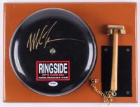 Mike Tyson Signed Authentic Full-Size Ringside Boxing Bell (PSA COA)