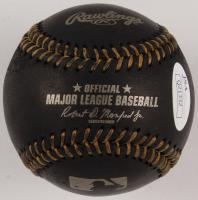 "Mariano Rivera Signed OML Black Leather Baseball Inscribed ""99 W.S. MVP"" (JSA COA) at PristineAuction.com"