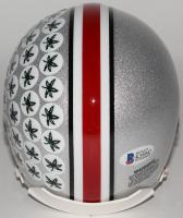 Michael Thomas Signed Ohio State Buckeyes Mini-Helmet (Beckett COA) at PristineAuction.com