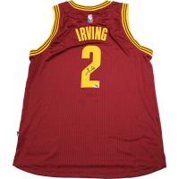 Kyrie Irving Signed Cavaliers Adidas Swingman Jersey (Panini COA)