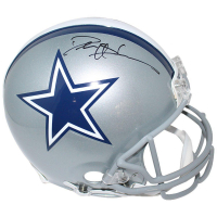Deion Sanders Signed Cowboys Full Size Authentic Proline Helmet (Steiner COA)