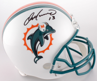 Dan Marino Signed Dolphins Full-Size Helmet (JSA COA) at PristineAuction.com