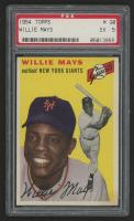 1954 Topps #90 Willie Mays (PSA 5)