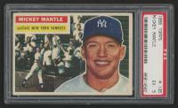 1956 Topps #135 Mickey Mantle (PSA 5)