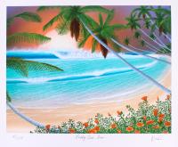 """Dan Mackin - """"That Lucky Old Sun"""" Signed Limited Edition 20x24 Fine Art Giclee #/275 (Mackin COA & PA LOA)"""