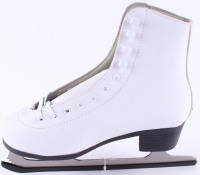 """Bonnie Blair Signed Ice Skate Inscribed """"Gold """"x"""" 5"""" (MAB Hologram) at PristineAuction.com"""