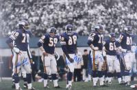 "Vikings ""Purple People Eaters"" 20x29.75 Photo Team-Signed by (4) with Alan Page, Carl Eller, Jim Marshall & Gary Larsen (JSA COA)"