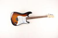 Chris Cornell Signed Full-Size Fender Squier Sunburst Electric Guitar (Beckett COA) at PristineAuction.com