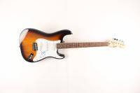 Gordon Lightfoot Signed Full-Size Fender Squier Sunburst Electric Guitar (JSA COA) at PristineAuction.com