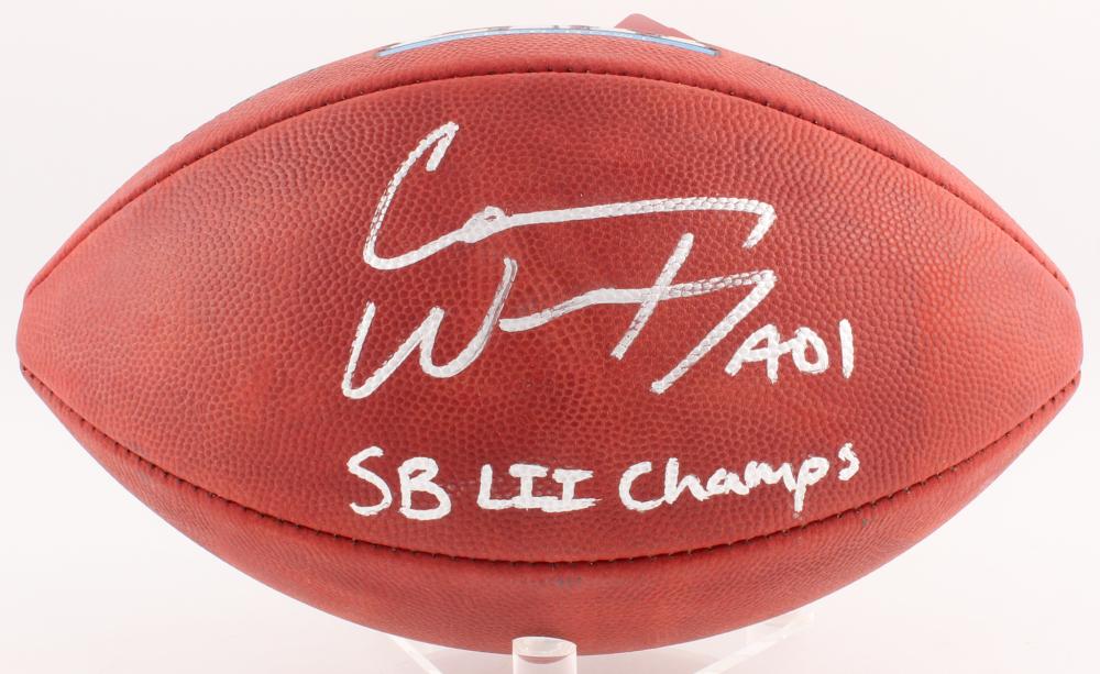 c1e04259d Carson Wentz Signed