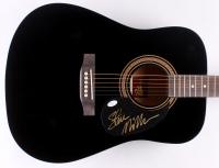 Steve Miller Signed Acoustic Guitar (JSA COA) at PristineAuction.com