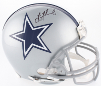 Troy Aikman Signed Cowboys Full-Size Authentic On-Field Helmet (Beckett COA) at PristineAuction.com