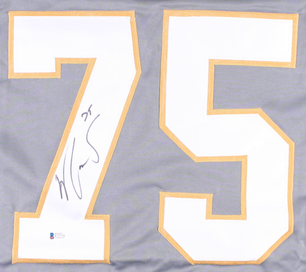 4109437329b Ryan Reaves Signed Golden Knights Jersey (Beckett COA) at  PristineAuction.com