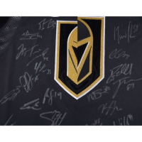 Golden Knights LE Adidas Jersey Team-Signed By (21) With Marc-Andre Fleury, William Karlsson, Jonathan Marchessault, James Neal, Tomas Tatar (Fanatics Hologram) at PristineAuction.com