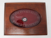 Authentic Cincinatti Reds 1990 World Series Championship Ring at PristineAuction.com