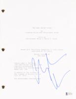 "Christian Bale Signed ""The Dark Knight Rises"" Movie Full Script (Beckett COA) at PristineAuction.com"