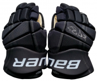 Evgeni Malkin Signed Pair Bauer Hockey Gloves (JSA COA)