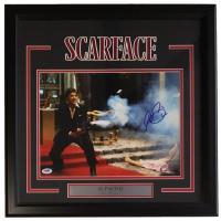 "Al Pacino Signed ""Scarface"" 18x22 Custom Framed Photo Display (PSA COA) at PristineAuction.com"