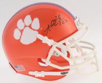 Andre Ellington Signed Clemson Tigers Mini Helmet (JSA COA) at PristineAuction.com