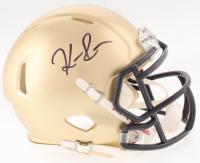 Keenan Reynolds Signed Navy Midshipmen Speed Mini Helmet (JSA COA) at PristineAuction.com