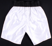 "Muhammad Ali Signed Everlast Boxing Trunks Inscribed ""6-30-94"" (PSA LOA) at PristineAuction.com"