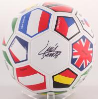 Luis Suarez Signed International Country Flags Premium Soccer Ball (Beckett COA)