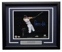 Aaron Judge Signed Yankees 16x20 Custom Framed Photo Display (Fanatics Hologram) at PristineAuction.com