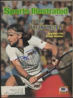 Bjorn Borg Signed 1980 Sports Illustrated Magazine (SGC COA)